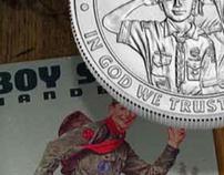 Centennial Silver Dollar Advertisement