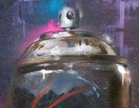 Defining Graffiti - Rems182