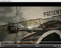 Diktatur bewältigen (Interactive HTML5 Video App)