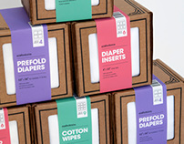 Ecobottoms Cloth Diapers