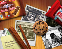 Papadopoulos Biscuits - Sweet Memories