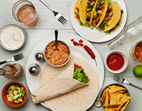 FOOD: Mexican Dinner