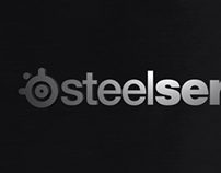 Steelseries Animated Logo