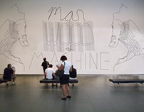 Man Wood Machine Identity