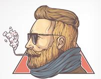 Flow-Blow illustration