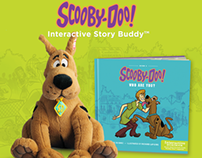 Scooby Doo Story Buddy App