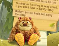 Bigsby Storybuddy App - Instructions