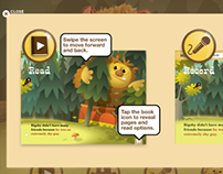 Bigsby App - Instruction Screen