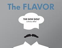 The Flavor campaign Online site