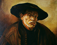 Portrait of Rembrandts Brother
