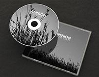 "AMNION, ""Slow Calm"" Album Cover"