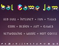 Global Game Jam'13 Poster