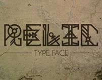 RELIC TYPEFACE
