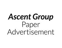 Paper Advertisement- Ascent Group