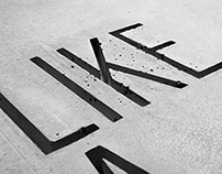 Like A Feather - Concrete Type
