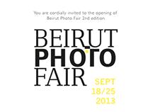 Beirut Photo Fair 2nd Edition 2013