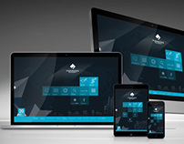 Pioneers web Site Parallax