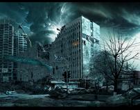apocalypse in my city