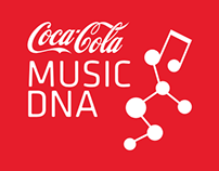 Coca Cola – Music DNA