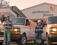 Gas Natural Fenosa - Gracias