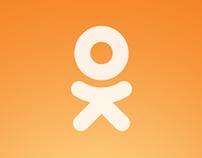 Icons for Odnoklassniki.ru