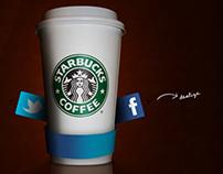 Your best Drink / Sony+Starbucks