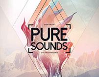 Pure Sounds Flyer