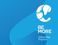 Be More - Onboarding Program - PepsiCo