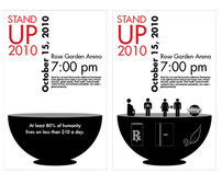 Stand Up | Event Promotion
