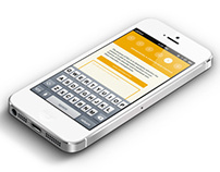 Assessment of capacity – Mobile application