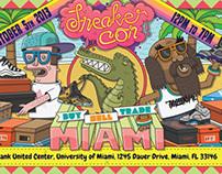 Sneaker Con - Miami, October 5th, 2013