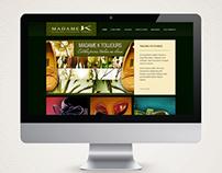 Madame K - Website