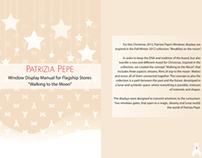 Patrizia Pepe flagship store manual