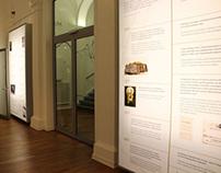 MK&G's History of Foundation - Backlit Walls