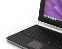 Touch Book - Netbook/Tablet