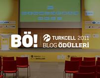 BÖ! Awards Website
