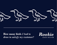 Rookie Logo Design / 2013
