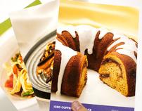 Nestle Recipe Postcards