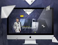 BAGGİ MENSWEAR design