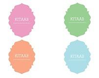 Brand identity - 'Kitaab'