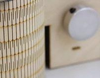 Wave: Flat Packed Radio