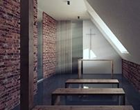 Hospital in Wolsztyn - attic adaptation