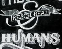 Create Culture Studios Chalk Typography
