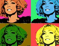 Lady Gaga- Pop Art piece