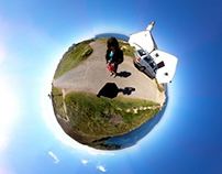 Stereographic Images for Aesthetip