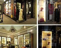 Restyling Etro flagship store