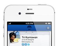 CardDrop App [concept]
