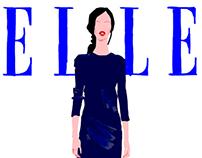 Poster for elle.fr