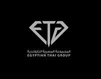 Egyptian Thai Group | Diamond Project Brochure