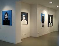 Exhibition in von Fraunberg Art Gallery in Düsseldorf